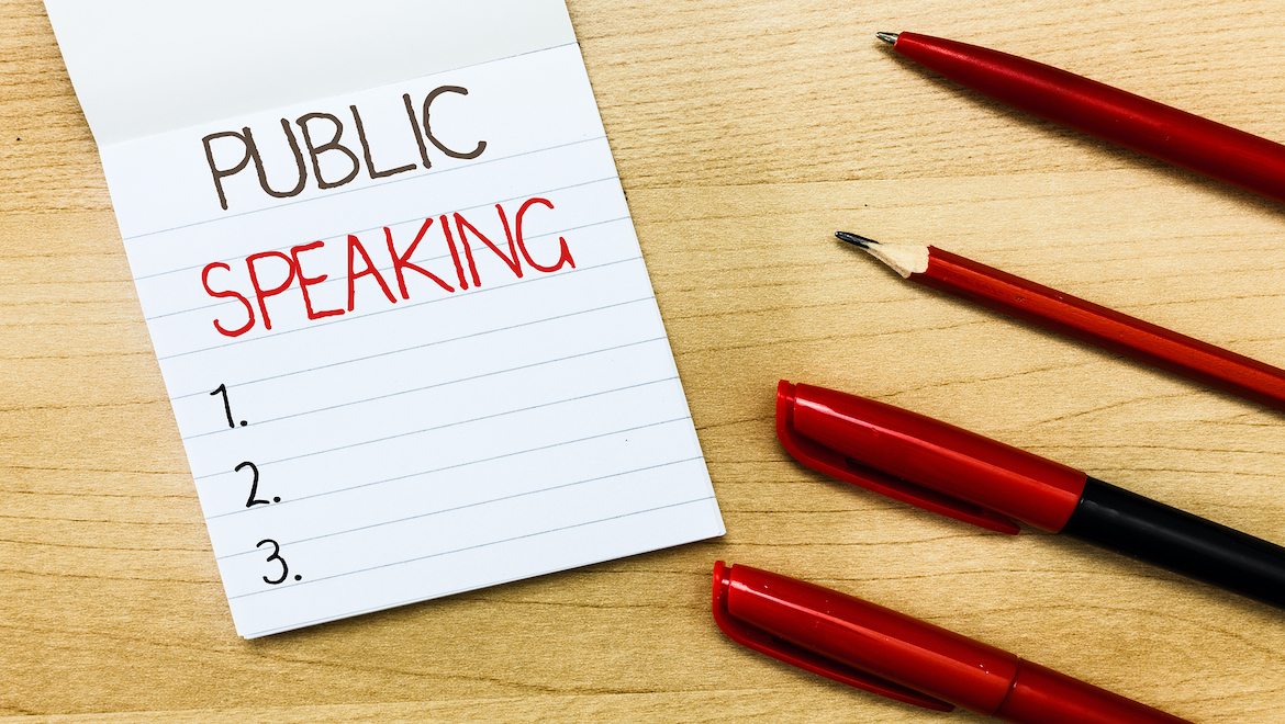 3 Techniques to Include in Your Next Public Speaking Engagement